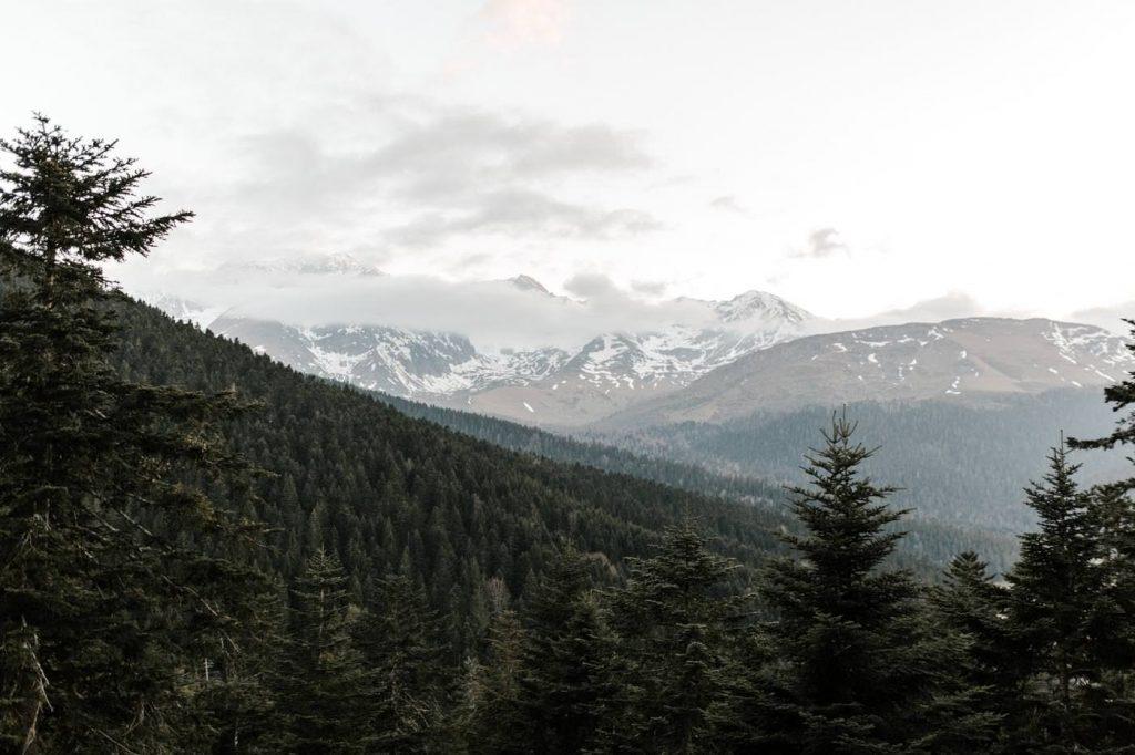 Elopement folk Mountain